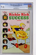 Bronze Age (1970-1979):Humor, Richie Rich Success Stories #48 File Copy (Harvey, 1973) CGC NM+9.6 Off-white to white pages....