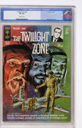 Silver Age (1956-1969):Horror, Twilight Zone #6 (Gold Key, 1964) CGC VF 8.0 Off-white pages....