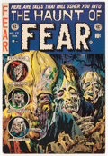Golden Age (1938-1955):Horror, Haunt of Fear #17 (EC, 1953) Condition: VG....