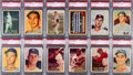 Baseball Cards:Sets, 1957 Topps Baseball Mid To High Grade Complete Set (407) Plus All 4Checklists. ...