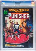 Magazines:Superhero, Marvel Preview #2 The Punisher (Marvel, 1975) CGC NM 9.4 Off-whiteto white pages....
