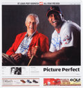 Autographs:Others, 2009 Stan Musial & Albert Pujols Signed Posters Lot of 3....