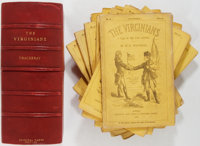 William Makepeace Thackeray. The Virginians: A Tale of the Last Century in 24 Monthly Parts. Bradbury and Evans, Nov
