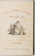 Books:Literature Pre-1900, Gilbert Abbott A'Becket. The Comic History of England.Bradbury, Evans, and Company, n.d. (early edition). Illus...