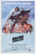 "Movie Posters:Science Fiction, The Empire Strikes Back (20th Century Fox, 1980). Poster (40"" X60"") Style B.. ..."