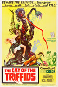 "Movie Posters:Science Fiction, The Day of the Triffids (Allied Artists, 1962). Poster (40"" X60"").. ..."