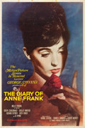 "Movie Posters:Drama, The Diary of Anne Frank (20th Century Fox, 1959). Poster (40"" X 60"") Style Z.. ..."