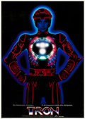 """Movie Posters:Science Fiction, Tron (Buena Vista, 1982). Japanese B2s (2) (20.25"""" X 28.5"""" &20.5"""" X 29"""") Two Styles.. ... (Total: 2 Items)"""