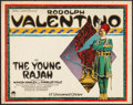 "Movie Posters:Drama, The Young Rajah (Paramount, 1922). Title Lobby Card (11"" X 14"")....."