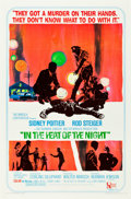 """Movie Posters:Academy Award Winners, In the Heat of the Night (United Artists, 1967). One Sheet (27"""" X41"""").. ..."""