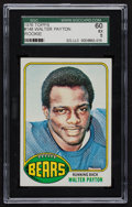 Football Cards:Singles (1970-Now), 1976 Topps Walter Payton #148 SGC 60 EX 5....