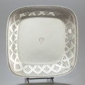 Silver & Vertu:Hollowware, A TIFFANY & CO. SILVER TRAY . Tiffany & Co., New York, New York, circa 1912-1913. Marks: TIFFANY & CO., STERLING SILVER, 1...