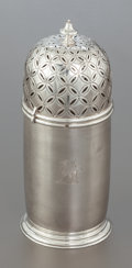 Silver Holloware, British:Holloware, A WILLIAM SHAW AND WILLIAM PRIEST GEORGE II SILVER SHAKER. WilliamShaw and William Priest, London, England, circa 1752-1753...