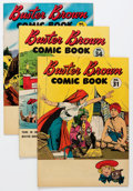 Silver Age (1956-1969):Adventure, Buster Brown Comics Group (Brown Shoe Co., 1950s) Condition: Average GD/VG.... (Total: 31 Comic Books)
