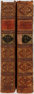 Books:Literature Pre-1900, [Samuel Butler] The Genuine Remains in Verse and Prose of Mr.Samuel Butler, Author of Hudibras. Printed for J. ... (Total: 2Items)