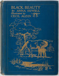 Books:Children's Books, Anna Sewell. Black Beauty, the Autobiography of a Horse.Published for Jarrolds for Boots the Chemist, n.d [circ...