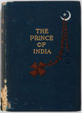 Books:Literature Pre-1900, Lew Wallace. The Prince of India. Vol. I. Harper &Brothers, 1893. First edition, first printing. Publisher's cl...