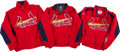 Baseball Collectibles:Others, 2000's St. Louis Cardinals Jackets Worn by Stan Musial....