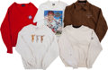 Baseball Collectibles:Others, Stan Musial Worn Garments Lot of 5....