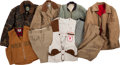 Baseball Collectibles:Others, Stan Musial Hunting/Shooting Clothing Collection....