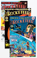 Modern Age (1980-Present):Miscellaneous, The Rocketeer Group (Various, 1984-91) Condition: Average NM.... (Total: 11 Comic Books)