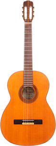 Musical Instruments:Acoustic Guitars, 1970 Alvarez Yairi Natural Classical Guitar, Serial # 1096. ...