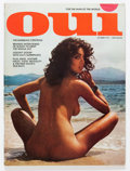 Magazines:Miscellaneous, Oui V1#1 (Playboy Publications, 1972) Condition: VF....