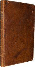 Books:Science & Technology, Edward Sherburne. The Sphere of Marcus Manilius Made an EnglishPoem: With Annotations and an Astronomical Appendi...