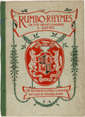 Books:Children's Books, [Walter Crane, illustrator]. Alfred C. Calmour. Rumbo Rhymes; or The Great Combine: A Satire. Rendered into Pictures...