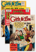 Golden Age (1938-1955):Romance, Golden to Silver Age Romance Group (Various Publishers, 1954-69)Condition: Average VG.... (Total: 11 Comic Books)