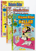 Bronze Age (1970-1979):Cartoon Character, Richie Rich and Dollar the Dog File Copy Group (Harvey, 1977-82) Condition: Average NM-.... (Total: 63 Comic Books)
