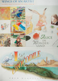 Books:Children's Books, [Children's Books Illustrators] Lot of Three Children's BookPublisher's Promotional Posters. Various sizes. Fine condition....