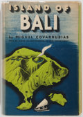 Books:Travels & Voyages, Miguel Covarrubias. Island of Bali. New York: Knopf, 1950. Sixth printing. With fold-out plate. Publisher's binding,...