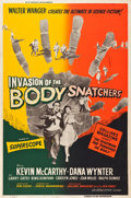 "Movie Posters:Science Fiction, Invasion of the Body Snatchers (Allied Artists, 1956). Poster (40""X 60"").. ..."