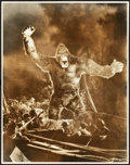 "Movie Posters:Horror, King Kong by Ernest Bachrach (RKO, 1933). Photo (10.5"" X 13.5"")....."