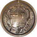 Betts Medals, 1756 Kittanning Destroyed AU55 Uncertified....