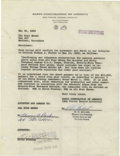 "Music Memorabilia:Autographs and Signed Items, Elvis Presley Signed Agreement (1963). Elvis signed this""CONFIDENTIAL"" agreement between RCA and All Star Shows thatrelate... (Total: 1 Item)"