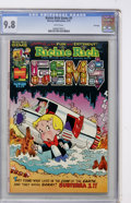 Bronze Age (1970-1979):Humor, Richie Rich Gems #5 File Copy (Harvey, 1975) CGC NM/MT 9.8 Whitepages....