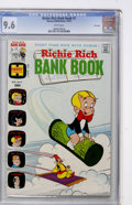 Bronze Age (1970-1979):Humor, Richie Rich Bank Books #7 File Copy (Harvey, 1973) CGC NM+ 9.6White pages....