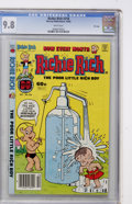 Modern Age (1980-Present):Humor, Richie Rich #218 File Copy (Harvey, 1982) CGC NM/MT 9.8 Whitepages....