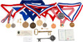 Baseball Collectibles:Others, Presentational Awards & Medals from The Stan Musial Collection....