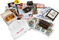 Baseball Collectibles:Others, 1973-96 Stan Musial Personal Items. ...