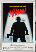 "Movie Posters:Horror, Madman & Other Lot (Jensen Farley, 1981). One Sheets (2) (27"" X 41""). Horror.. ... (Total: 2 Items)"