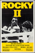 """Movie Posters:Sports, Rocky II (United Artists, 1979). One Sheet (27"""" X 41"""") Style B. Sports.. ..."""