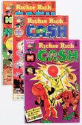 Bronze Age (1970-1979):Cartoon Character, Richie Rich Cash #1 and 3-47 File Copy Short Box Group (Harvey, 1975-81) Condition: Average NM-....