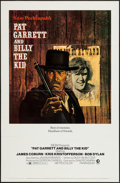 """Movie Posters:Western, Pat Garrett and Billy the Kid (MGM, 1973). One Sheet (27"""" X 41"""") Flat Folded. Western.. ..."""