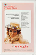"Movie Posters:Sexploitation, Mannequin (Joseph Brenner Associates, 1979). One Sheet (27"" X 41"")Flat Folded Style B. Sexploitation.. ..."
