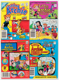 Bronze Age (1970-1979):Humor, Archie Comics Digest Short Box Group (Archie, 1970s-80s) Condition:Average FN/VF....