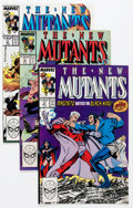 Modern Age (1980-Present):Superhero, X-Factor/New Mutants Short Box Group (Marvel, 1983-91) Condition:Average NM-....