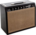 Musical Instruments:Amplifiers, PA, & Effects, 1964 Fender Princeton Black Guitar Amplifier....